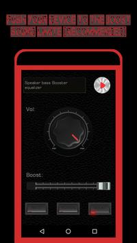 Speaker Volume EQ - Sound Bass Booster Equalizer screenshot 6