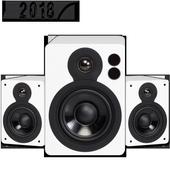 Speaker Volume Amplifier Pro - Bass Booster EQ icon