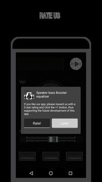 Speaker Volume Amplifier Pro - Bass Booster EQ screenshot 15