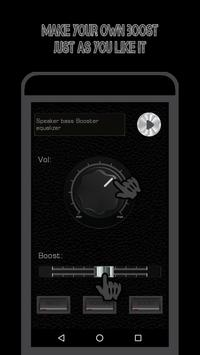 Speaker Volume Amplifier Pro - Bass Booster EQ screenshot 7