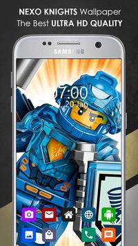 Nexo knights Wallpaper poster
