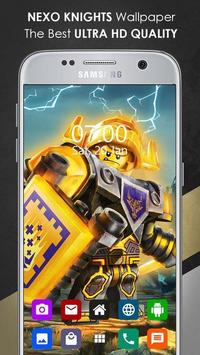 Nexo knights Wallpaper screenshot 2