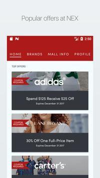 NEX Outlets apk screenshot