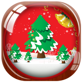 Christmas Jumping Angels LWP icon