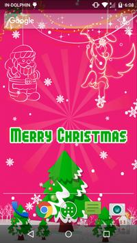 Christmas Jumping Angels LWP poster