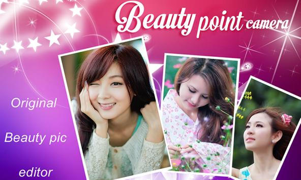 Beauty Point Camera - Selfie poster