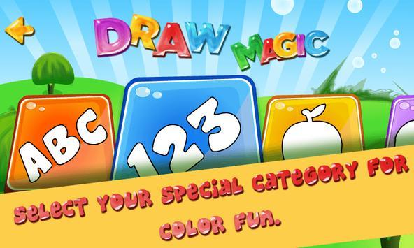 Draw Magic - Crazy Paint screenshot 1