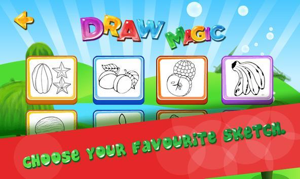 Draw Magic - Crazy Paint screenshot 2