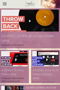 Julissa Ministries screenshot 3