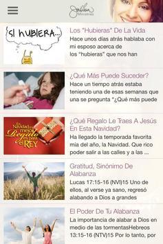 Julissa Ministries screenshot 10