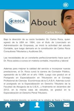Croca Consultores apk screenshot