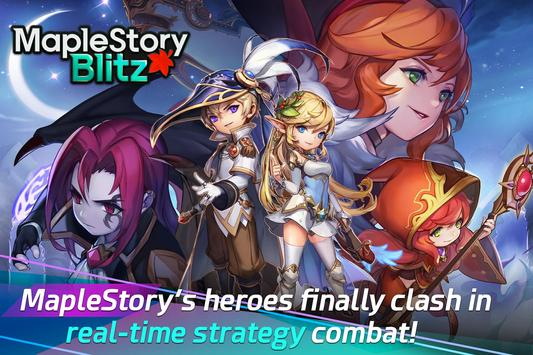 MapleStory Blitz apk screenshot