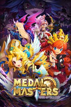 Medal Masters: Call of destiny poster