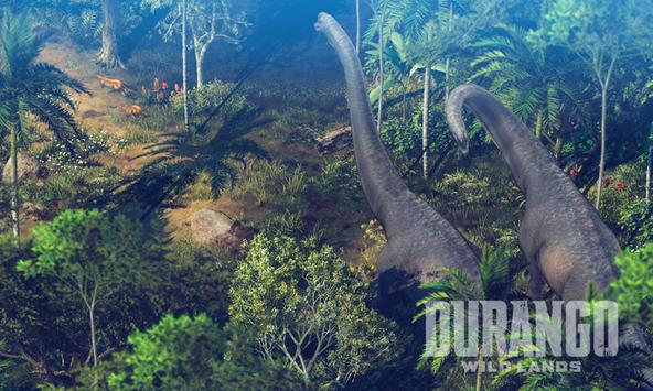 Durango: Wild Lands (Unreleased) 海報