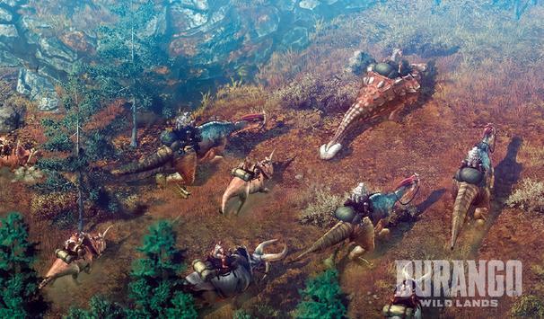 Durango: Wild Lands(Unreleased) apk 截图