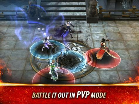Dynasty Warriors: Unleashed apk screenshot