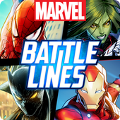 MARVEL Battle Lines иконка