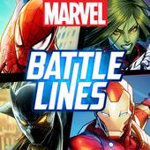 MARVEL Battle Lines иконка