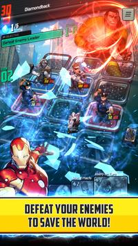 MARVEL Battle Lines скриншот 4
