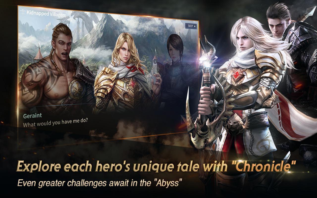 Dragon Nest2 Legend apk screenshot