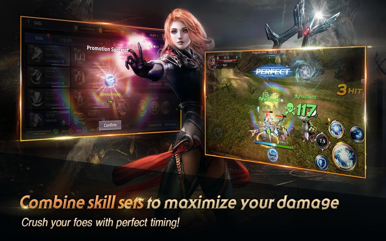 dragon nest 2 legend for android apk download