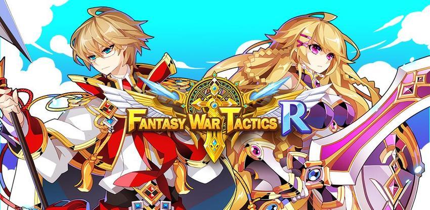 Fantasy War Tactics R APK