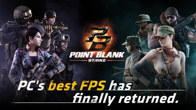 Download Point Blank: Strike APK For Android