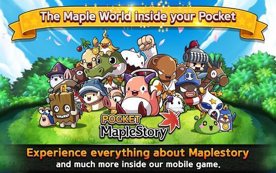Pocket MapleStory 截图 2
