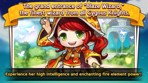 Pocket MapleStory 1.0.8 APK + Mod (Unlimited money) for Android