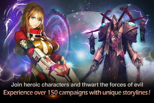 Unknown Heroes screenshot 1