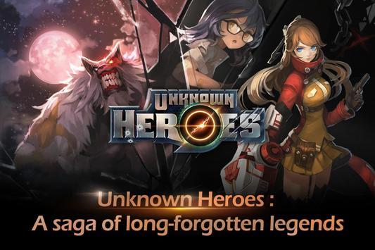 Unknown Heroes screenshot 8