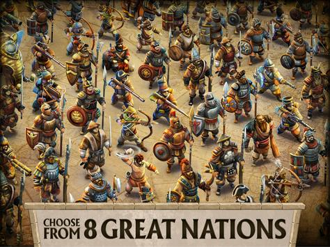 DomiNations screenshot 15