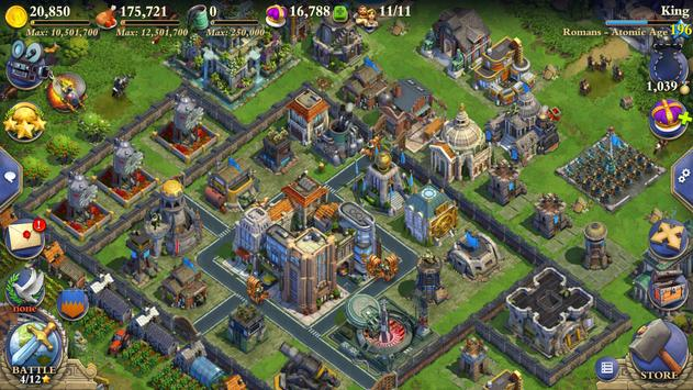 DomiNations screenshot 17