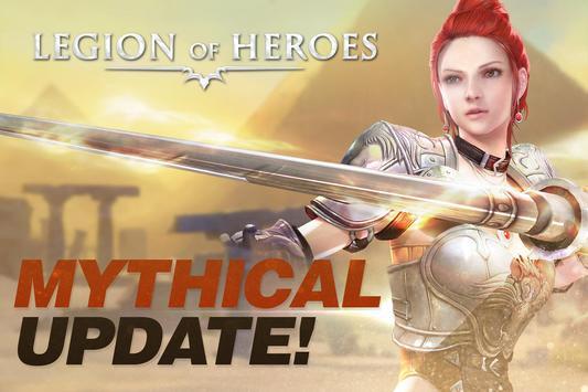 Legion of Heroes screenshot 3