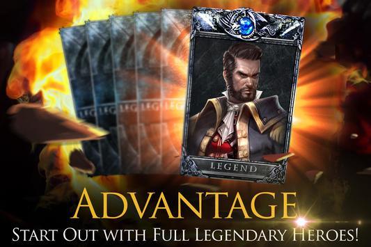Legion of Heroes screenshot 5