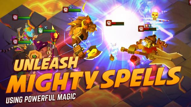 Legacy Quest: Rise of Heroes screenshot 14