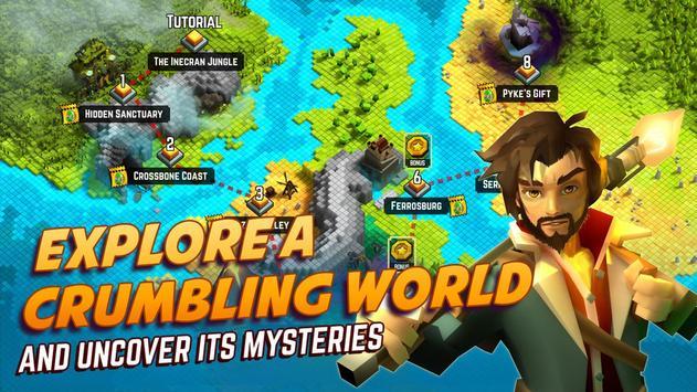 Legacy Quest: Rise of Heroes screenshot 1