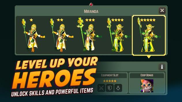 Legacy Quest: Rise of Heroes screenshot 2