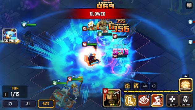 Legacy Quest: Rise of Heroes screenshot 6