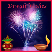 Diwali Wishes Images 2017 icon