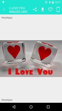 I Love You Images Save&Share on Social Media apk screenshot