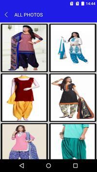 Best Patiala Dress Designs screenshot 1