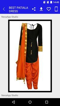 Best Patiala Dress Designs screenshot 4