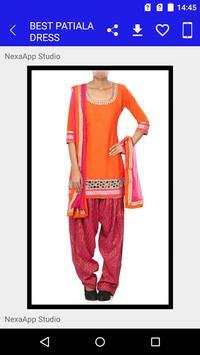 Best Patiala Dress Designs screenshot 5