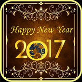 New Year Wishes Images 2017 icon
