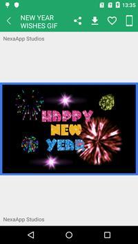 Happy New Year GIF 2018 screenshot 3