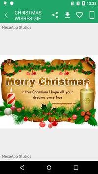 Christmas Wish GIF screenshot 3