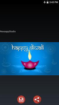 Diwali Greetings Images poster
