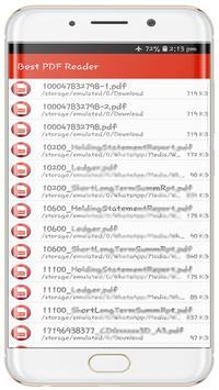 Best PDF Reader screenshot 1