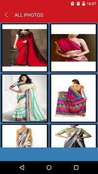 Latest Designer Sarees screenshot 1